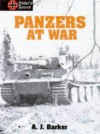 Panzers At War - A.J. Barker