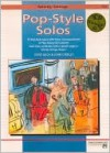 Strictly Strings Pop-Style Solos: Cello, Book & CD - John O'Reilly, Steve Bach