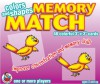 Colors and Shapes Memory Match Game - Frank Schaffer Publications, Frank Schaffer Publications
