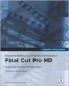 Apple Pro Training Series: Advanced Editing and Finishing Techniques in Final Cut Pro Hd - Tree Digitalfilm, Michael Wohl, Tree Digitalfilm