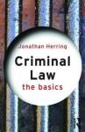 Criminal Law: The Basics - Jonathan Herring