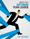 Notes to a software team leader - Roy Osherove
