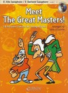Meet the Great Masters!: 18 Favorite Classics for Young Players [With CD (Audio)] - James Curnow
