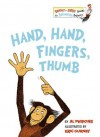 Hand, Hand, Fingers, Thumb (Bright & Early Books(R)) - Al Perkins, Eric Gurney