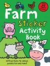 Farm Sticker Activity Book - Roger Priddy