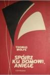 Spójrz ku domowi, aniele. Historia pogrzebanego życia - Thomas Wolfe