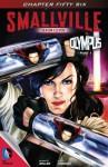 Smallville: Olympus, Part 1 - Bryan Q. Miller, Jorge Jimenez, Carrie Strachan, Cat Staggs