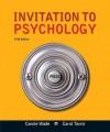 Invitation to Psychology (5th Edition) - Carole Wade, Carol Tavris