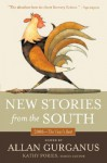 New Stories from the South: The Year's Best, 2006 - Allan Gurganus, Kathy Pories