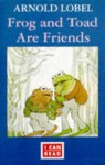 Frog And Toad Are Friends (I Can Read) - Arnold Lobel
