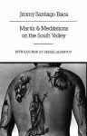 Martín and Meditations on the South Valley: Poems - Jimmy Santiago Baca