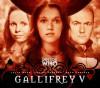 Gallifrey V - James Peaty, Una McCormack, David Llewellyn