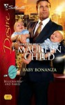 Baby Bonanza (Silhouette Desire, #1893) (Billionaires and Babies, #2) - Maureen Child