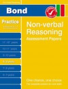 Bond Non-Verbal Reasoning Assessment Papers 8-9 Years (Bond Assessment Papers) - Andrew Baines