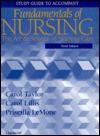 Fundamentals Of Nursing (Study Guide) - Lippincott Williams & Wilkins