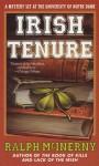 Irish Tenure - Ralph McInerny