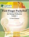 First-Finger Pachelbel for String Orchestra: Based on the Canon by Johann Pachelbel - R. Anne Svendsen, Johann Pachelbel