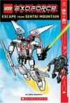 Exo-force Chapter Book #1: Escape from Sentai Mountain - Samantha Schutz