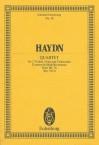 String Quartet in D Minor, Quinten: Erdody-Quartet No. 2, Op. 76/2, Hob. III: 76 - Joseph Haydn
