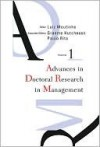 Advances in Doctoral Research in Management - Luiz Moutinho, Paulo Rita, Graeme Hutcheson