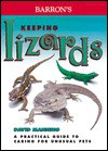 Keeping Lizards - Barron's Educational Series