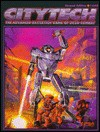 Citytech the Advanced Battletech Game of 3050 Combat Second Edition 1608 Game (citytech) - citytech, FASA Corporation