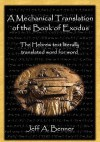 A Mechanical Translation of the Book of Exodus - Jeff Benner