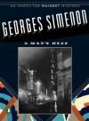 A Man's Head - Georges Simenon, Geoffrey Sainsbury