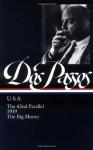 U.S.A. - John Dos Passos, Daniel Aaron, Townsend Ludington