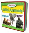 Wild Animals Play & Learn Foam Puzzle Book (Play & Learn Foam Puzzle Books) - Kim Mitzo Thompson, Karen Mitzo Hilderbrand