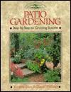 Patio Gardening: Step by Step to Growing Success (Crowood Gardening Guides) - Yvonne Rees, David Palliser