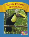 Rain Forest Animals - Nancy Leber, Wiley Blevins