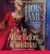 An Affair Before Christmas (Audio) - Eloisa James, Susan Duerden