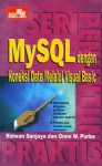 Seri Penuntun Praktis: MySQL dengan Koneksi Data Melalui Visual Basic - Ridwan Sanjaya, Onno W. Purbo