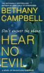 Hear No Evil: A Loveswept Contemporary Romance - Bethany Campbell