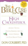 The Bible Cure for High Cholesterol (Bible Cure) - Don Colbert