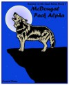 The McDougal Pack Alpha (Keepers of the Land) - Crystal Dawn