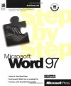 Microsoft Word 97 Step by Step - Microsoft Press, Microsoft Press