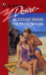 The Pirate Princess ( Hazards, Inc.) - Suzanne Simms
