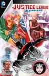 Justice League Beyond #16 - Derek Fridolfs, Ben Caldwell
