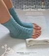 Knitted Socks East and West: 30 Designs Inspired by Japanese Stitch Patterns - Judy Sumner, YOKO INOUE