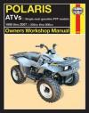Polaris ATVs Haynes Repair Manual 1998 thru 2007: 250cc thru 800cc - Alan Ahlstrand