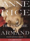 The Vampire Armand - Anne Rice, Jonathan Marosz
