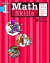 Math Skills: Grade 1 (Flash Kids Harcourt Family Learning) - Flash Kids Editors, Staff of Harcourt Family Learning, David Brooks, Flash Kids