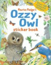 Ozzy Owl Sticker Book - Amanda Wood