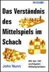 Das Verständnis des Mittelspiels im Schach (German Edition) - John Nunn