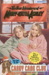 The Case of the Candy Cane Clue (The New Adventures of Mary-Kate & Ashley, #32) - Judy Katschke