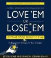 Love 'em or Lose 'em - Beverly Kaye, Sharon Jordan-Evans
