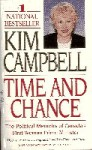 Time and Chance - Kim Campbell