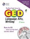 GED Language Arts, Writing w/ CD-ROM (REA) - The Best Test Prep for the GED - Lynda Rich Spiegel, Dana Passananti, Anita Price Davis